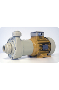 Design Changes to Hendor Mag Drive Pumps